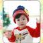 หมวกไหมพรมสำหรับเด็ก หมวกกันหนาวเด็กเล็ก หมวกบีนนี่ลายนกฮูก (มี 5 สี) thumbnail 9
