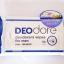 DEOdore' deodorant wipes for men กระดาษเปียกใช้เช็ดใต้วงแขนเพื่อระงับกลิ่นกายได้ตลอดวัน (สำหรับผู้ชาย) thumbnail 9