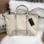 Zara Trf Leather Tote Bag สีขาว #รุ่นยอดนิยม #ใบใหญ่ทนคุ้มค่ะ thumbnail 1