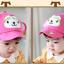 หมวกแก๊ป หมวกเด็กแบบมีปีกด้านหน้า ลายลิงน้อย (มี 3 สี) thumbnail 15