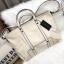 Zara Trf Leather Tote Bag สีขาว #รุ่นยอดนิยม #ใบใหญ่ทนคุ้มค่ะ thumbnail 2