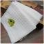 ผ้าเช็ดหน้าสีขาวปักลาย กบ/ลูกเจี๊ยบ thumbnail 4