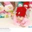 หมวกไหมพรมถักมือ หมวกบีนนี่สำหรับเด็ก ลายช้างน้อย (มี 5 สี) thumbnail 3