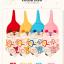 เซตหมวก+ผ้าซับน้ำลาย / ลายหนู (มี 4 สี) thumbnail 21