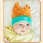 หมวกบีนนี่ หมวกเด็กสวมแบบแนบศีรษะ ลายสุนัข (มี 5 สี) thumbnail 19
