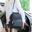 กระเป๋าเป้ไนล่อนตัดหนัง ทรงน่ารักมากๆๆๆ จากแบรนด์ KEEP รุ่น Arrow backpack thumbnail 3