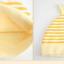 หมวกบีนนี่ สวมแบบแนบศีรษะ ลายกระต่ายลายขวาง (มี 2 สี) thumbnail 12