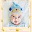 หมวกบีนนี่ หมวกเด็กสวมแบบแนบศีรษะ ลายกระต่ายน้อย (มี 5 สี) thumbnail 12