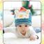 หมวกไหมพรมถักมือ ปลายหมวกแหลม หมวกบีนนี่สำหรับเด็ก ลายกระต่าย (มี 4 สี) thumbnail 2