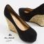 รองเท้าส้นเตารีดไซส์ใหญ่ 40-44 Glam Up รุ่น KR0506 thumbnail 4