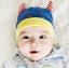 หมวกบีนนี่ หมวกเด็กสวมแบบแนบศีรษะ ลายปีศาจน้อย (มี 5 สี) thumbnail 20
