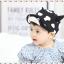 HT317••หมวกเด็ก•• / หมวกแก็ป-ลายวัว (สีดำ) thumbnail 1