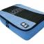 ชุดจัดกระเป๋าเดินทางคุณภาพดีมาก 4 ใบต่อชุด ใส่เสื้อผ้า ชั้นใน ถุงเท้า เข็มขัด (ฺBlue) (Ecosusi 4 Set Packing Cubes Travel Organizers) thumbnail 6