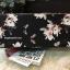 Victoria's Secret Flower Print Shoulder Tote Bag thumbnail 3