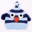 หมวกไหมพรมสำหรับเด็ก หมวกกันหนาวเด็กเล็ก ลายเพนกวิน (มี 6 สี) thumbnail 12