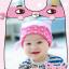 HT184••หมวกเด็ก•• / [สีชมพูอ่อน] Bunny thumbnail 2