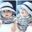 หมวกเด็กเล็ก 1-3 ปี สไตล์เกาหลี Happy Prince thumbnail 2
