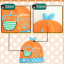 AP135••เซตหมวก+ผ้ากันเปื้อน•• / [สีเหลือง] กระรอก thumbnail 7