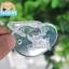 จุกนมหลอก ซิลิโคนใส NanaBaby กัดเล่นได้ทั้งชิ้น BPA-Free thumbnail 3