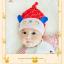 หมวกบีนนี่ หมวกเด็กสวมแบบแนบศีรษะ ลายกระต่ายน้อย (มี 5 สี) thumbnail 8