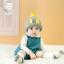 หมวกไหมพรมสำหรับเด็ก หมวกกันหนาวเด็กเล็ก หมวกบีนนี่ สีทูโทน (มี 5 สี) thumbnail 17