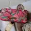 Victoria's Secret Tropical hawaii style satin zip wallet thumbnail 9