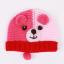 หมวกไหมพรมสำหรับเด็ก หมวกกันหนาว ลายหมี (มี 3 สี) thumbnail 10