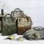 Chrismas Gift 990 บาท free ems สั่งซื้อ Line: maythaphak Anello digital camoflage rucksack thumbnail 1