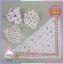 ผ้าพันคอเด็กอ่อนสามเหลี่ยม อเนกประสงค์แสนน่ารัก โทนสีเด็กหญิง แพ็ค 6 ชิ้น ส่งฟรี ลทบ. thumbnail 1