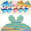 AP130••เซตหมวก+ผ้ากันเปื้อน•• / [สีฟ้า] ปลา thumbnail 4