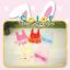 HT184••หมวกเด็ก•• / [สีชมพูอ่อน] Bunny thumbnail 10