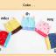 หมวกบีนนี่ หมวกเด็กสวมแบบแนบศีรษะ ลายปีศาจน้อย (มี 5 สี) thumbnail 25
