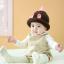 หมวกไหมพรมสำหรับเด็ก หมวกกันหนาวเด็กเล็ก หมวกบีนนี่ สีทูโทน (มี 5 สี) thumbnail 13