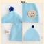 หมวกบีนนี่ หมวกเด็กสวมแบบแนบศีรษะ ลายวันฝนตก (มี 2 สี) thumbnail 10