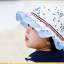 HT490••หมวกเด็ก•• / หมวกปีกกว้าง-Rabbit (สีฟ้า) thumbnail 4