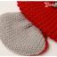 หมวกไหมพรมถักมือ หมวกบีนนี่สำหรับเด็ก ลายช้างน้อย (มี 5 สี) thumbnail 9
