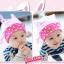 HT184••หมวกเด็ก•• / [สีชมพูอ่อน] Bunny thumbnail 5