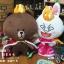ตุ๊กตาไลน์คู่ พระราชา thumbnail 1