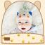 หมวกบีนนี่ หมวกเด็กสวมแบบแนบศีรษะ ลายกระต่ายน้อย (มี 5 สี) thumbnail 20