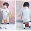 SK106••ถุงเท้าเด็ก•• จิ้งจอก/สีขาว (ข้อยาว) thumbnail 3