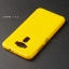 """เคส Zenfone 3 ZE520KL (5.2"""" นิ้ว) เคสนิ่มผิวเงา (MY COLORS) สีเหลือง thumbnail 1"""