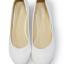 รองเท้าส้นแบนไซส์ใหญ่ 44-46 EU สีขาว รุ่น CH0129 thumbnail 3
