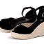 รองเท้าส้นเตารีดไซส์ใหญ่ 40 Scarlette Espadrilles รุ่น KR0051 thumbnail 5