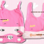 HT184••หมวกเด็ก•• / [สีชมพูอ่อน] Bunny thumbnail 8