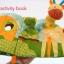 หนังสือผ้าโมบายสอดนิ้ว SKK Baby Puppet Activity Book thumbnail 7