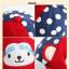 หมวกแก๊ป หมวกเด็กแบบมีปีกด้านหน้า ลายลิงน้อย (มี 3 สี) thumbnail 18