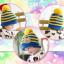 หมวกไหมพรมสำหรับเด็ก หมวกกันหนาวเด็กเล็ก หมวกบีนนี่ลายนกฮูก (มี 5 สี) thumbnail 3