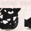 HT317••หมวกเด็ก•• / หมวกแก็ป-ลายวัว (สีดำ) thumbnail 4