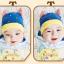หมวกบีนนี่ หมวกเด็กสวมแบบแนบศีรษะ ลายปีศาจน้อย (มี 5 สี) thumbnail 24