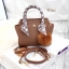 KEEP Infinite office bag classic size Brown thumbnail 3